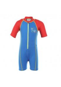 SPEEDO Hot Tot Suit Seasquad (blue/red)