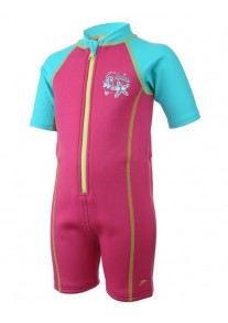 SPEEDO Hot Tot Suit Seasquad (pink/blue)