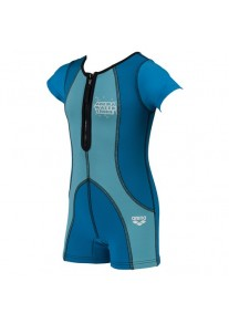 Arena Warm Suit (blue/turquoise)